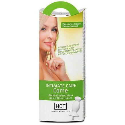 Тренажер для укрепления мышц малого таза Intimate Care Cоме HOT, фото 2