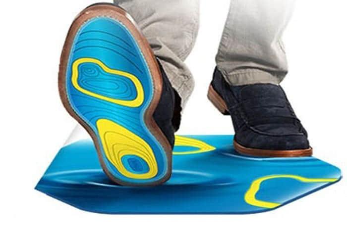 Силиконовые стельки для обуви Sholl (Мужские)