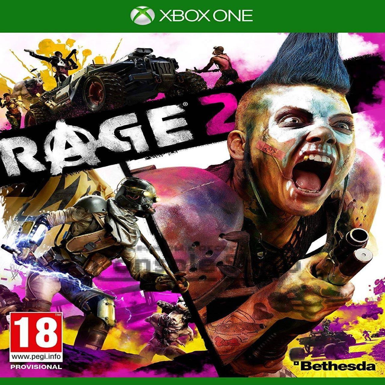 Rage 2 (російська версія) Xbox One