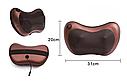 Массажная подушка | Массажер подголовник Massage pillow (Реплика), фото 6