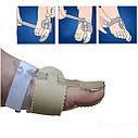 Ортопедический корректор для большого пальца ноги | Вальгусная шина Pro foot Goodnight Bunion, фото 7