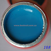 Цветной гель Canni 5 мл №108 , фото 1