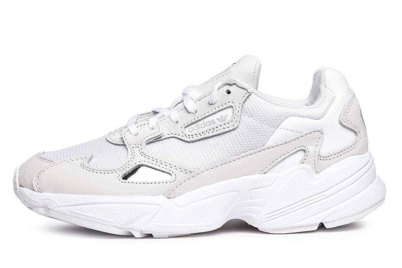 """ОРИГІНАЛ! Кросівки Adidas Originals Falcon B28128 """"Білі"""" 1"""