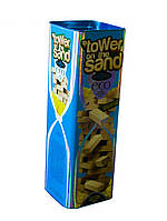 Игра дженга Tower on the sand  Dankotoys