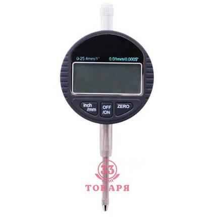 Індикаторна Головка електронна 0-25.4 мм (0.01 мм), фото 2