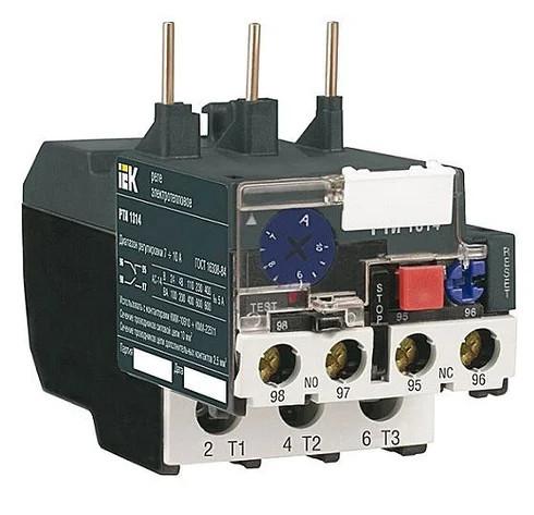 Реле РТВ-1310 елєктротеплове 4-6А ІЕК