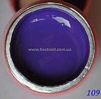 Цветной гель Canni 5 мл №109 , фото 1