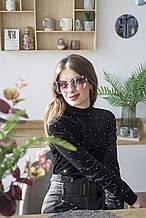 Солнцезащитные женские очки 80-308-4