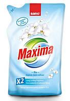 Ополаскиватель для белья Sano Maxima Био 1 л сменная упаковка