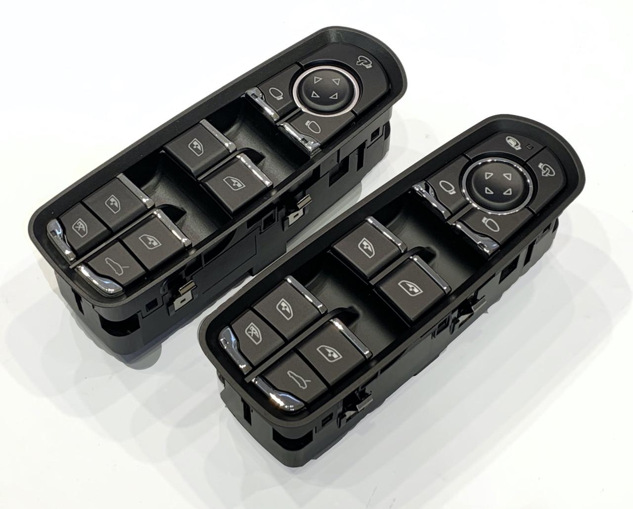 Блок кнопки стеклоподьемника Porsche Porsche Panamera Cayenne Macan