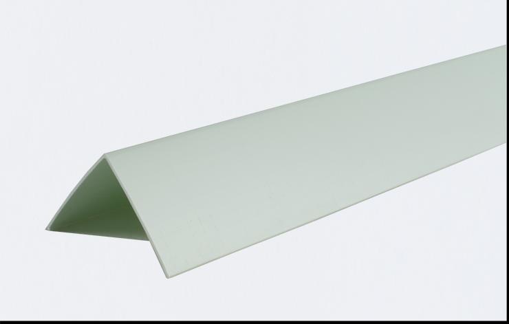 Декоративные углы ПВХ цветные LinePlast 20х10 LUA006