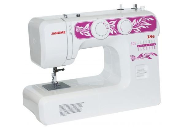 Швейная машина JANOME 18E