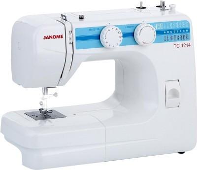 Швейная машина JANOME TC1214