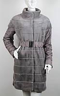 Пальто (куртка) из искусственного меха Esocco J15013, фото 1