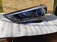 Фара ліва Hyundai 92101-D3150 Tucson 2016 США вживана, фото 1