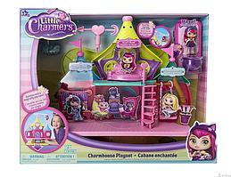 Домик маленьких волшебниц Little Charmers Дім Чарів Набор с куколкой Хейзел