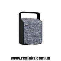 Портативная колонка Hoco BS6 NUOBU DESKTOP Bluetooth speaker (Gray)