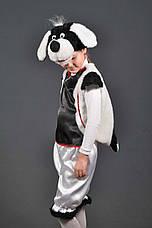 Детский карнавальный костюм Собака Песик Собачка 5,6,7,8.  Маскарадный костюм для детей, фото 3