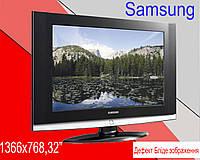 Телевізор Samsung LE-32S71B (Без пульта та бліде зображення)  (k.8047)