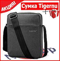 Повседневная сумка - слинг | мужская сумка-мессенджер Tigernu