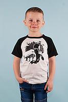 """Детская футболка реглан """"Боец"""""""