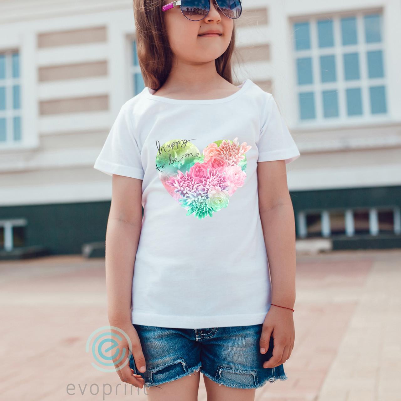 Полноцветная печать на детской одежде