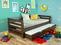 Кровать детская Немо из натурального дерева,фабрика Арбор Древ