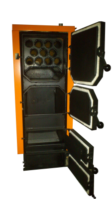 Котел твердопаливний Heatline КОТ-30 Т, фото 2