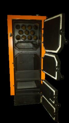 Котел твердотопливный Heatline КОТ-30 Т, фото 2
