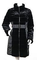 Пальто (куртка) из искусственного меха Esocco J15022