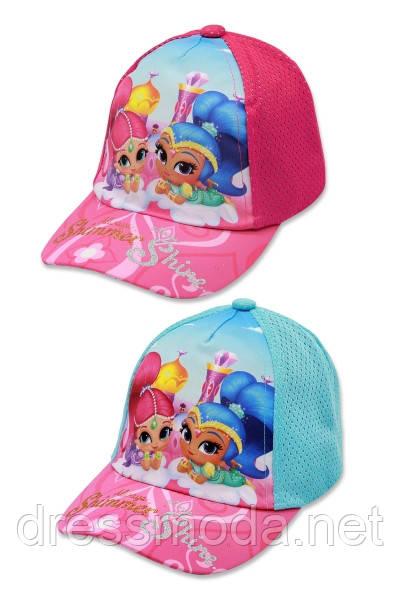 Бейсболки для девочек Shimmer Shine от Disney 52-54 cm