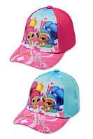 Бейсболки для девочек Shimmer Shine от Disney 52-54 cm, фото 1