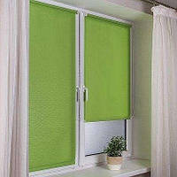 Рулонная штора на стандартное кухонное окно (1300*1400)