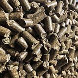 Шрот подсолнечный гранулированный кормовой, фото 3