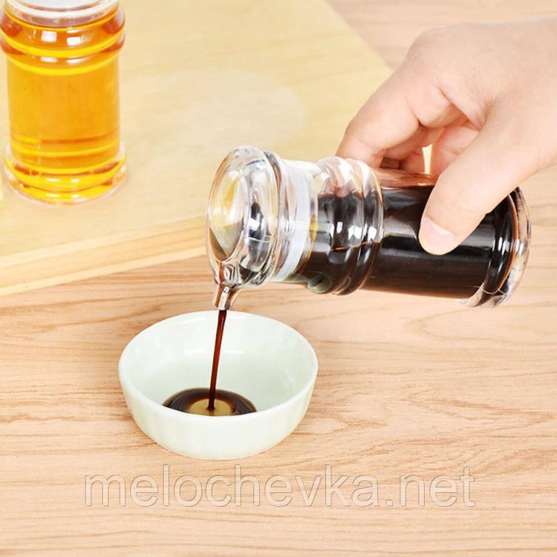 Бутылка для масло и соуса
