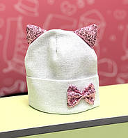 """В'язана шапочка """"Монро"""", розмір 50-54, кольори в асортименті"""