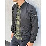 Куртка/ветровка/бомбер весенняя мужская, фото 3