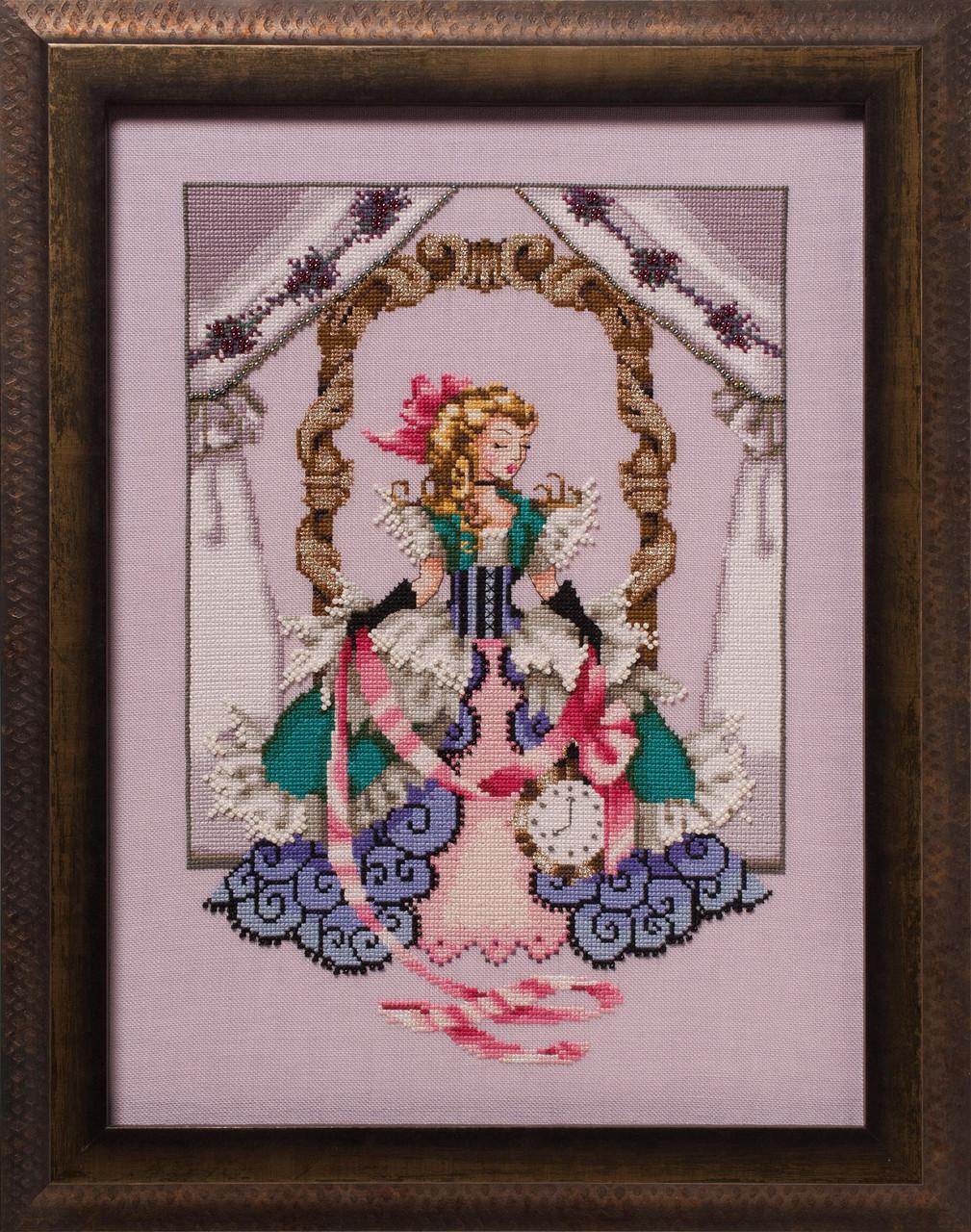 Схема Mirabilia Designs Alice Алиса MD157