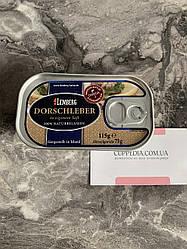 Печень трески Lemberg Dorschleber 115 грм