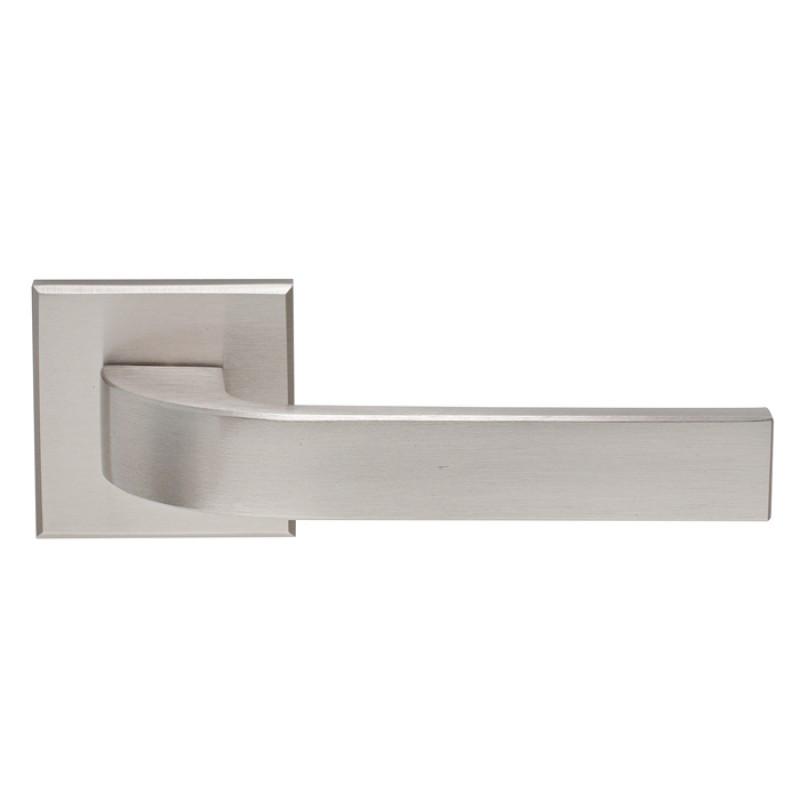 Дверні ручки Ilavio 376  нікель матовий