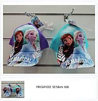 Бейсболки для девочек Frozen от Disney 52-54 cm