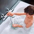 Смеситель для ванны Grohe Grohtherm 1000 New термостатический, фото 4