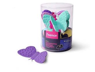 Прихватка Fissman силиконовая в форме бабочки PR-7269.GL