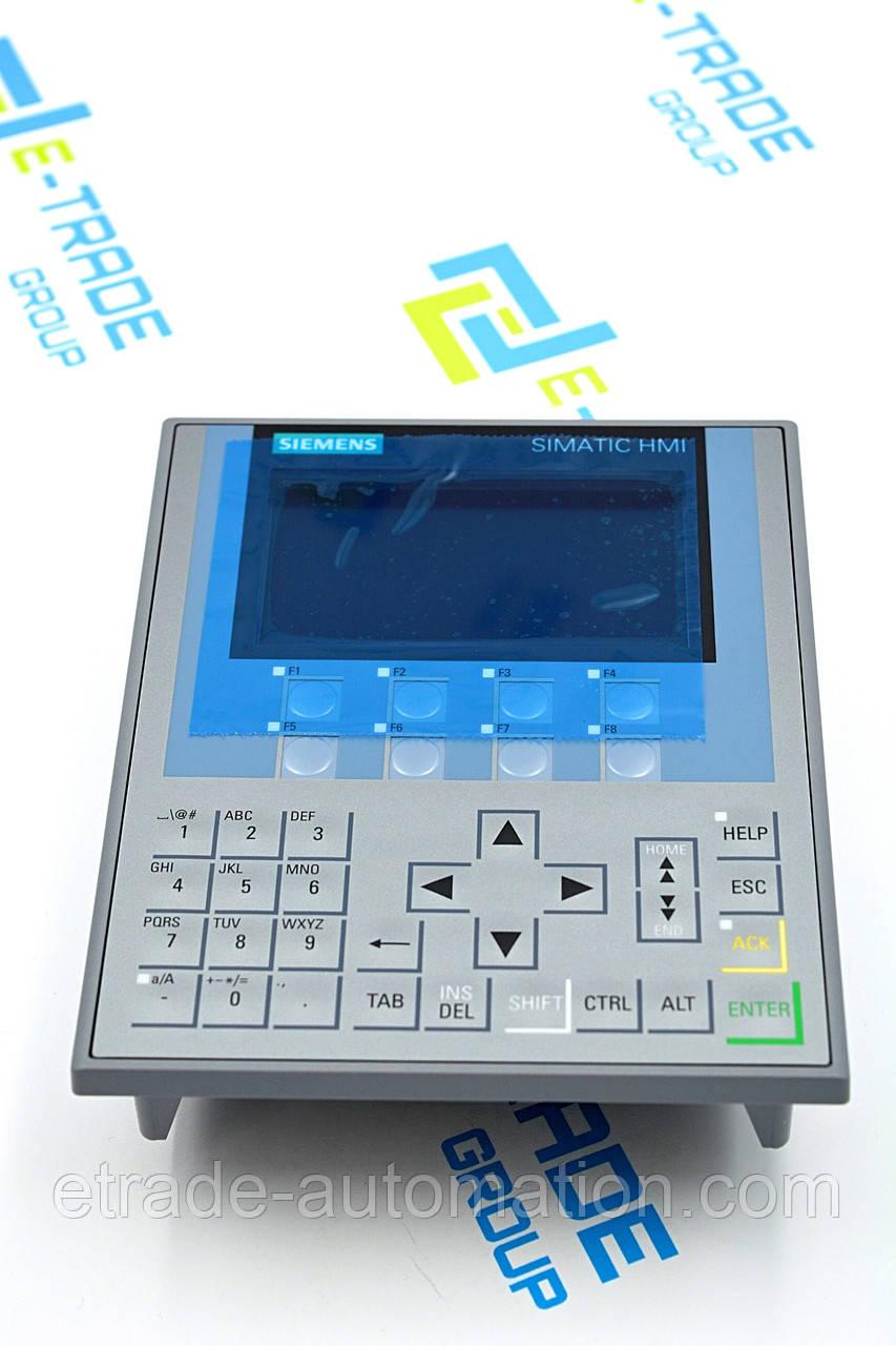 Панель оператора Siemens 6AV2124-1DC01-0AX0