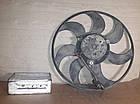 №41 Б/у Вентилятор охлаждения для Opel Astra G 1998-2004, фото 2