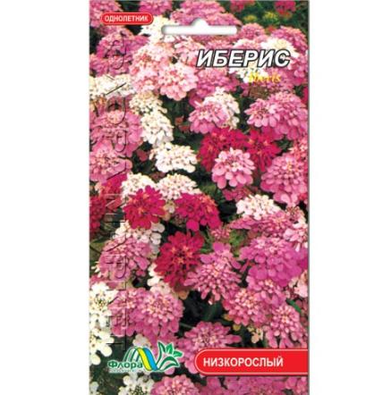 Иберис цветы однолетние вьющееся, семена 0.5 г
