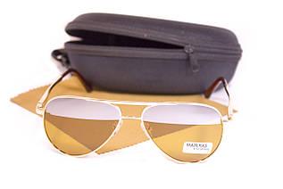 Очки для водителей с футляром F0858-1