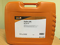 Масло гидравлическое RYMAX Hydra AW ISO VG-15 кан. 20л.