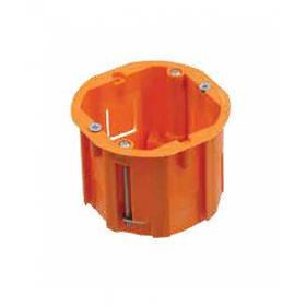 Подрозетник 70x60 Pawbol А.0040P (коробка установочная углубленная, кирпич/бетон)