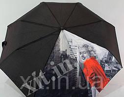 Зонт складной женский полуавтомат